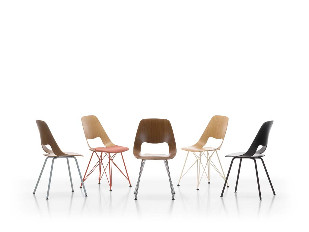 Jill by Alfredo Häberli for Vitra