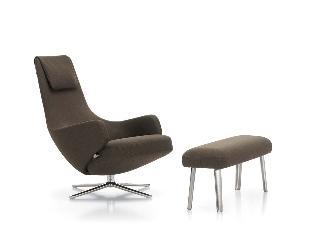 Grand Repos and Panchina by Antonio Citterio for Vitra