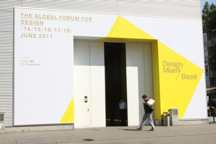 Design Miami Basel 2011