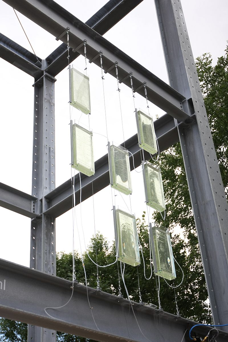 Bauhaus Uni Weimar Summaery 2011 Experimetal Carbon Dioxide