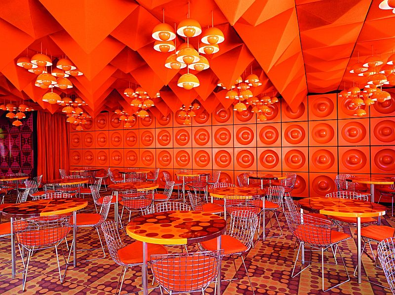 Verner Panton Le verner panton to remain at der spiegel at least partly smow