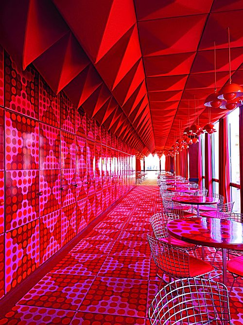 verner panton to remain at der spiegel at least partly smow blog english. Black Bedroom Furniture Sets. Home Design Ideas