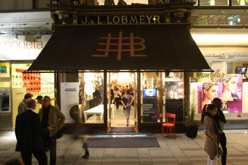 Vienna Design Week Passionswege J L Lobmeyr Wien