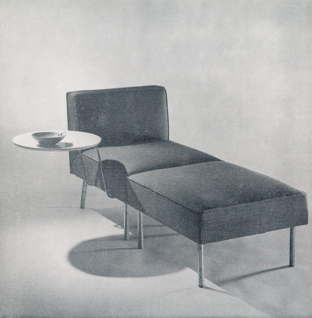 upholstred chair georeg nelson herman miller