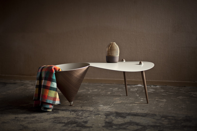 daphna laurens cirkel coffee table