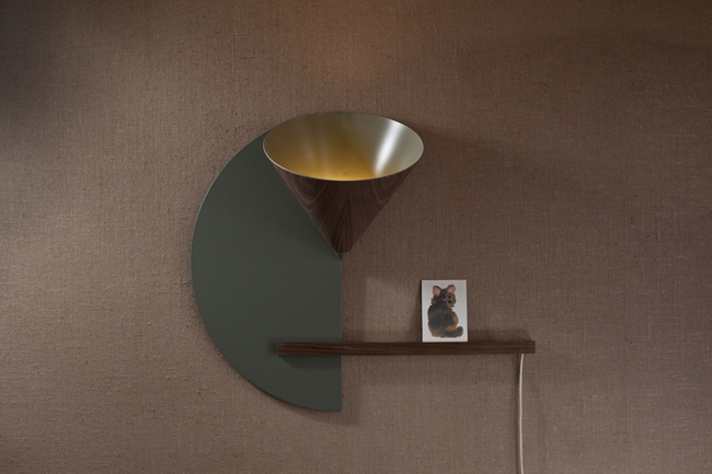 daphna laurens cirkel wall light 01