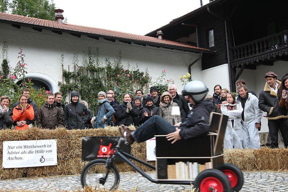 Die Hölle von Aschau 2011 smow bookinist race