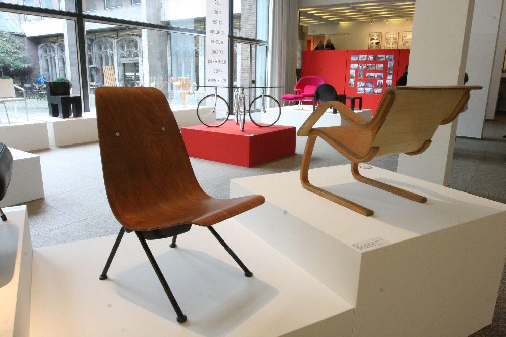Museum für Angewandte Kunst Köln From Aalto to Zumthor Furniture by Architects