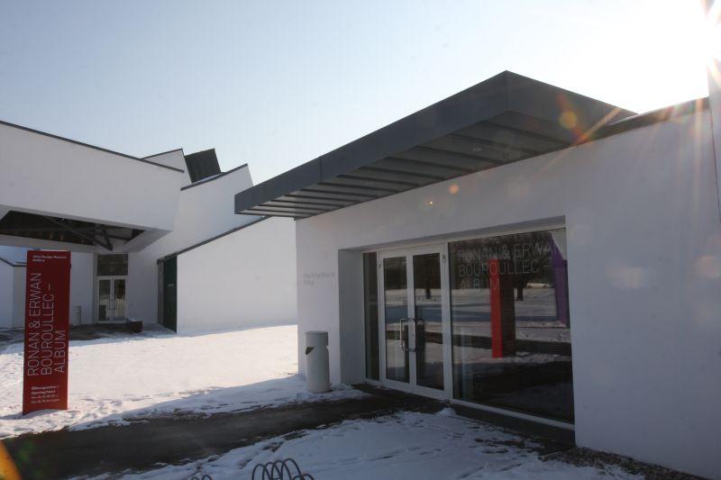 Vitra Design Museum Gallery Ronan & Erwan Bouroullec Album