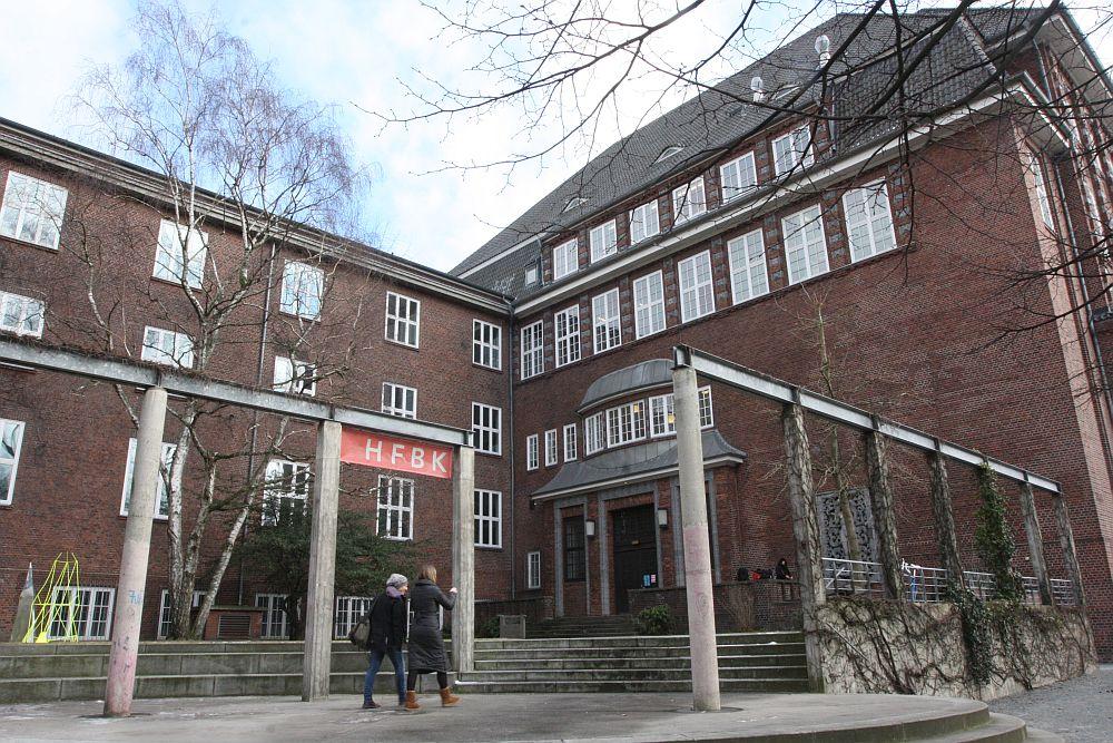 Warum Gestalten HFBK Hamburg
