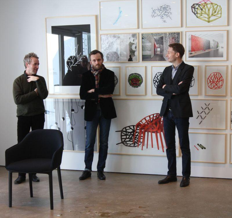 ronan erwan bouroullec album vitra design museum mateo kries