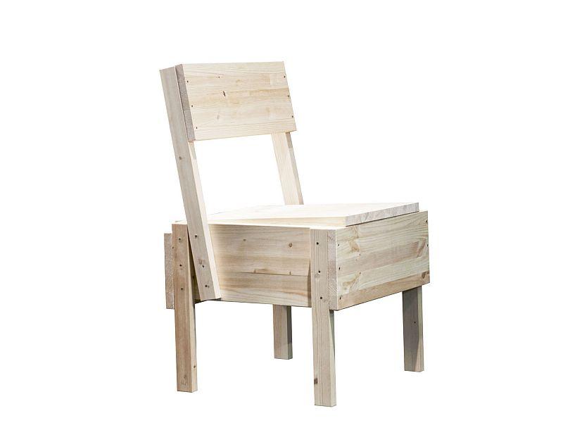 Enzo Mari Autoprogettazione Chair