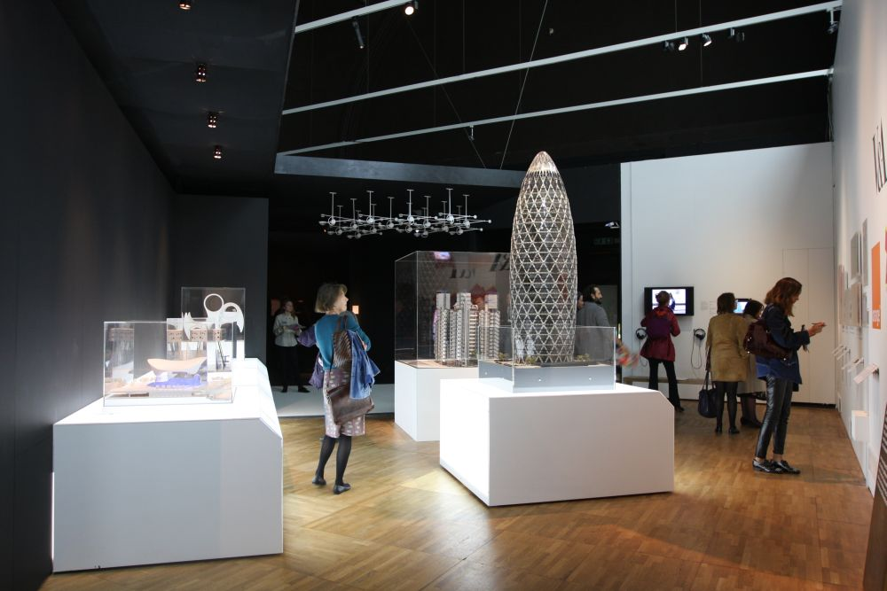 V&A Museum London British Design 1948-2012 Innovation in the Modern Age architecture