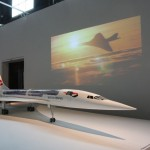 V&A Museum London British Design 1948-2012 Innovation in the Modern Age concorde