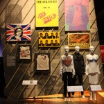V&A Museum London British Design 1948-2012 Innovation in the Modern Age punk