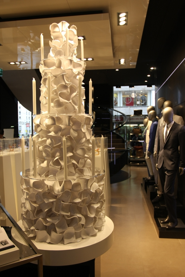 Hugo Cake Artist : Milan 2012: Dimensions of Design. 20 Years of Vitra Design ...