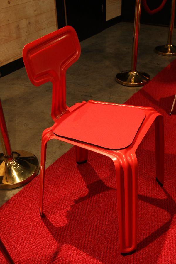 Harry Thaler Pressed Chair Nils Holger Moormann