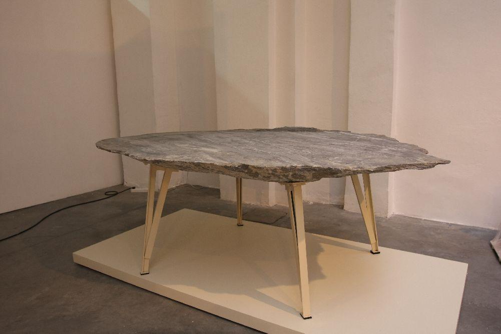 Milan 2012 Dutch Invertuals Untouchables Retouched Dolomite Construction Table Paul Heijnen