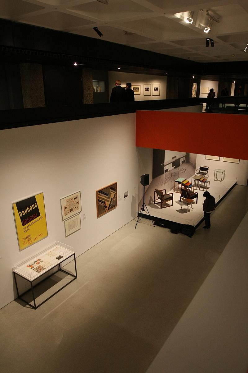 Bauhaus Art as Life Barbican Art Gallery London