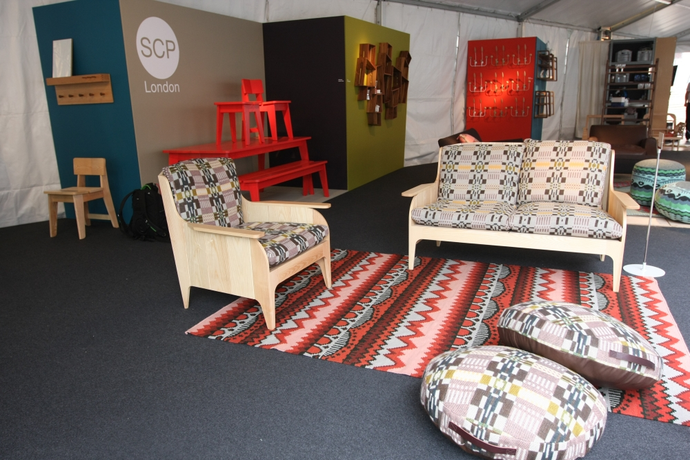 SCP MOST Salone Milan 2012