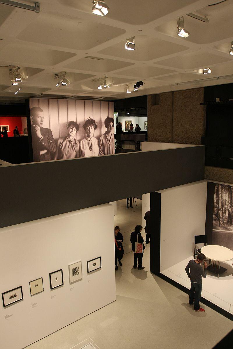 bauhaus art as life barbican art centre london