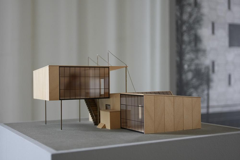 Marcel breuer design and architecture bauhaus dessau bambos house type 1 - Marcel breuer architecture ...