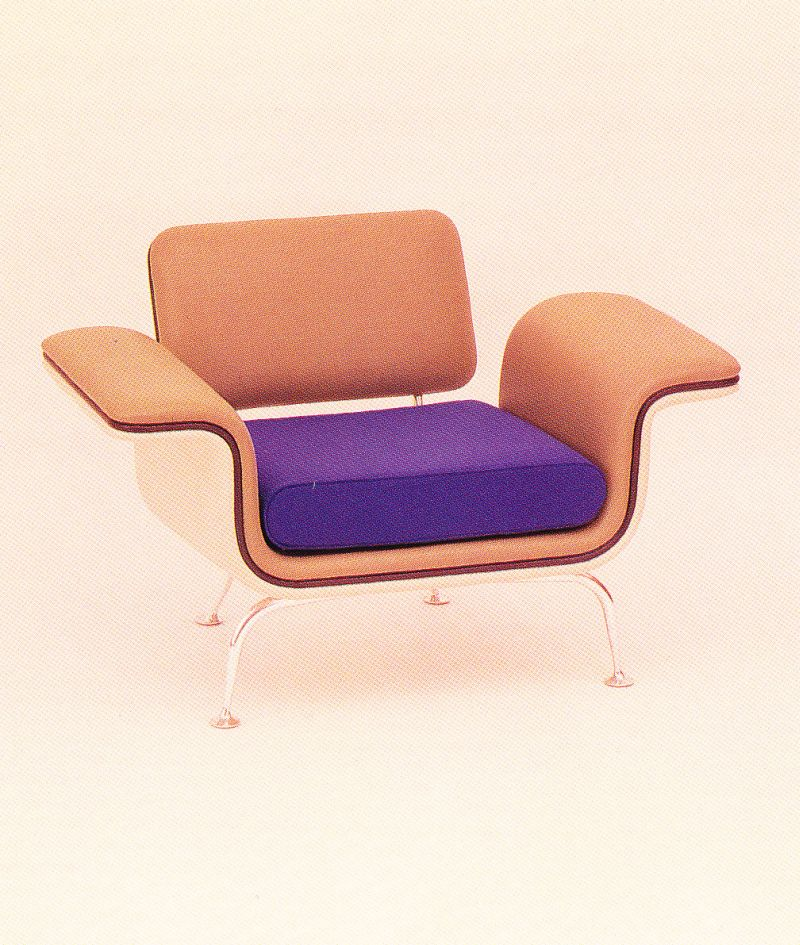 Lost Furniture Design Classics Alexander Girard Group Herman Miller Armchair