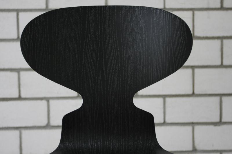 ant chair arne jacobsen fritz hansen back