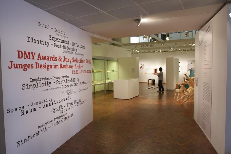 Bauhaus Archiv Berlin DMY Berlin Awards and Jury Selection 2012