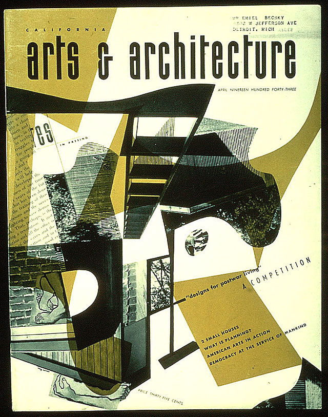 Happy 100th Birthday Ray Eames California Arts and Architecture 1943