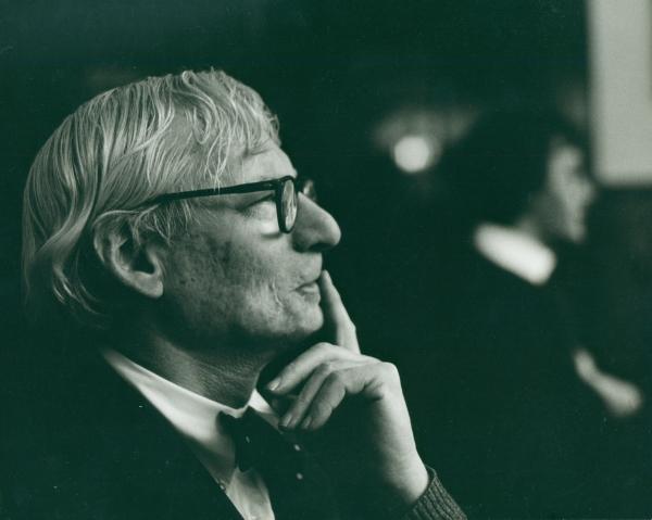 Louis Kahn ca.1972