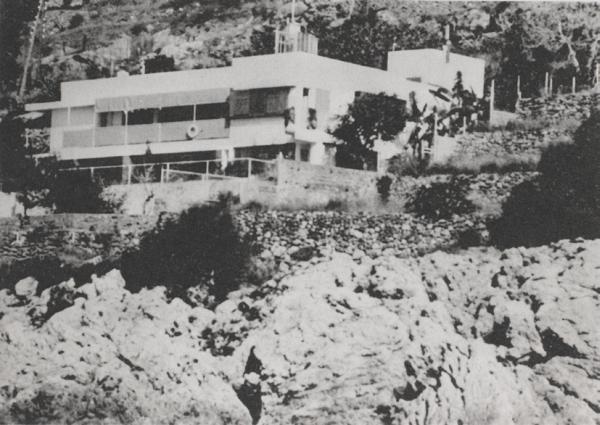Villa E 1027 Eileen Gray