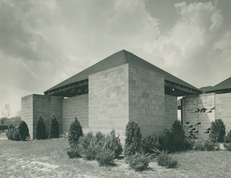 Vitra Design Museum Louis Kahn The Power of Architecture Jewish Community Center, Ewing Township