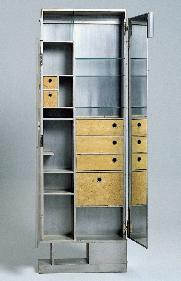 eileen gray Dressing table screen Centre Pompidou Paris