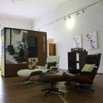 Eames by Vitra Wasserschloss Klaffenbach Chemnitz Lounge Chair