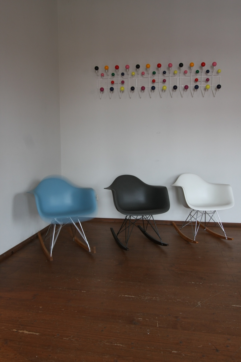 Eames by Vitra Wasserschloss Klaffenbach Chemnitz RAR Hang it All