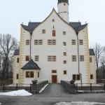 Wasserschloss Klaffenbach Chemnitz
