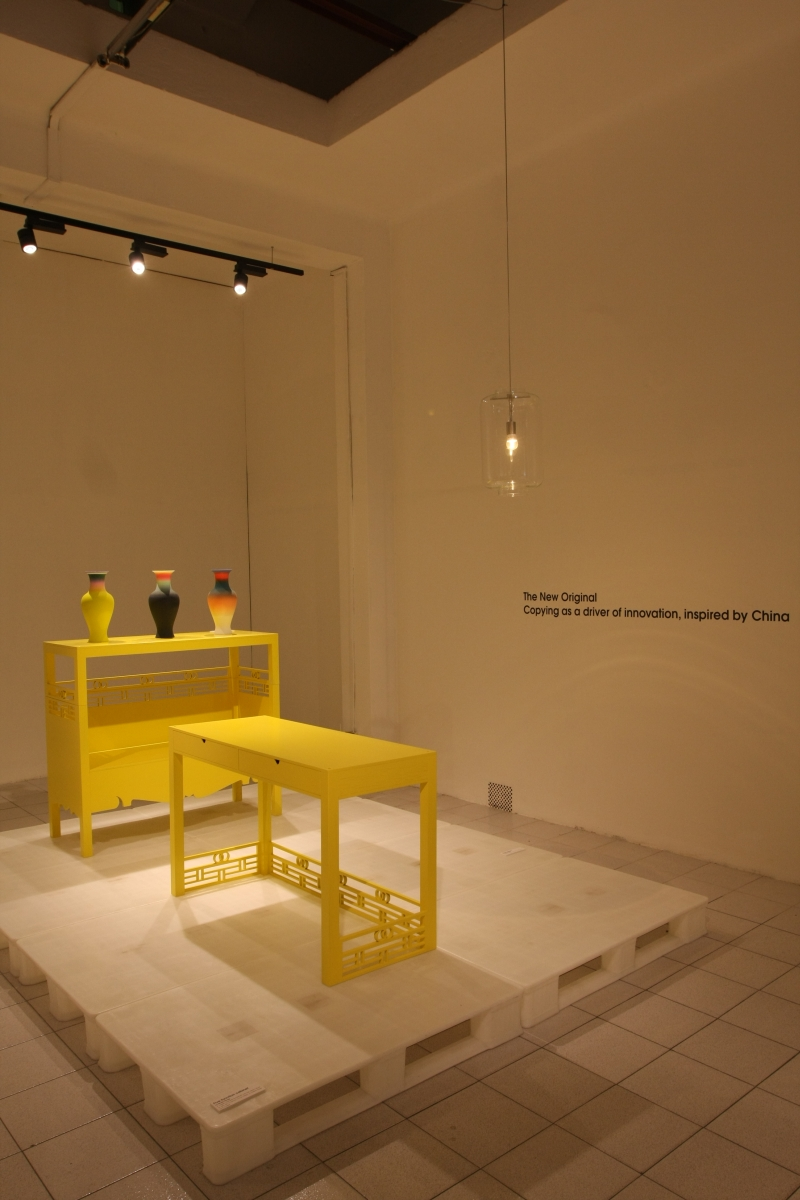 Milan Design Week 2013 Droog 20+ Up to a beautiful future Family Vases Five Function Cabinet Glass Lantern