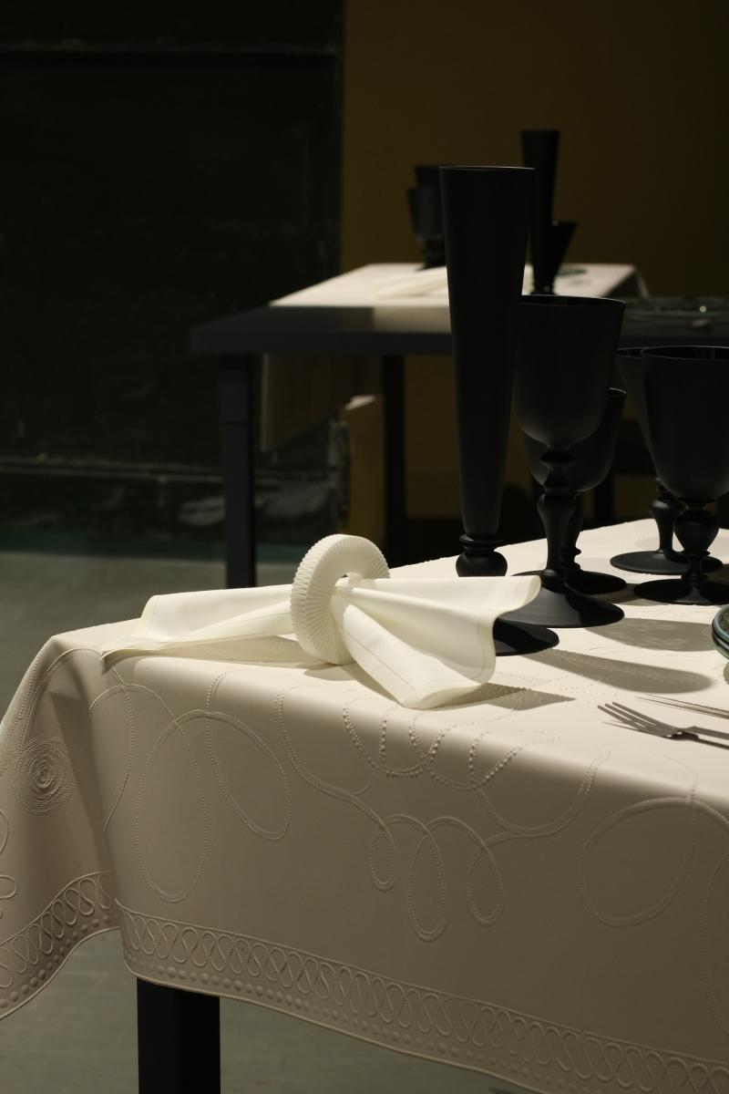 Milan Design Week 2013 Droog 20+ Up to a beautiful future Napkin Collar