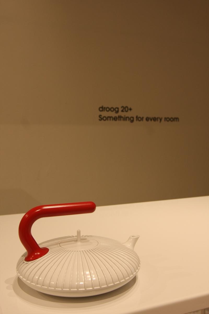 Milan Design Week 2013 Droog 20+ Up to a beautiful future Teapot with Handle