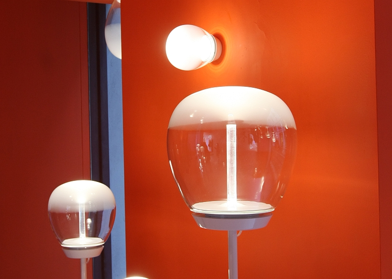 Milan Design Week 2013 Empatia by Carlotta de Bevilacqua and Paola di Arianello for Artemide
