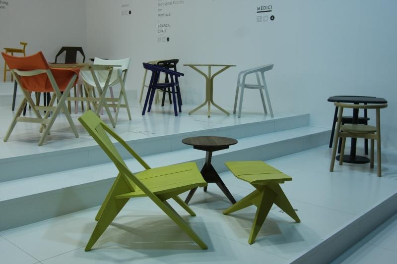Milan Design Week 2013 Mattiazzi Collection