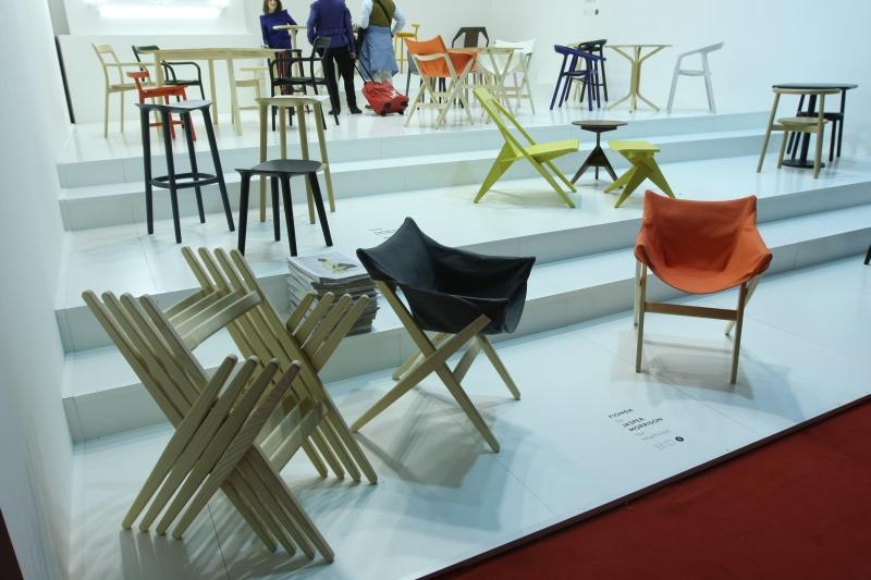 Milan Design Week 2013 Mattiazzi Fionda Jasper Morrison