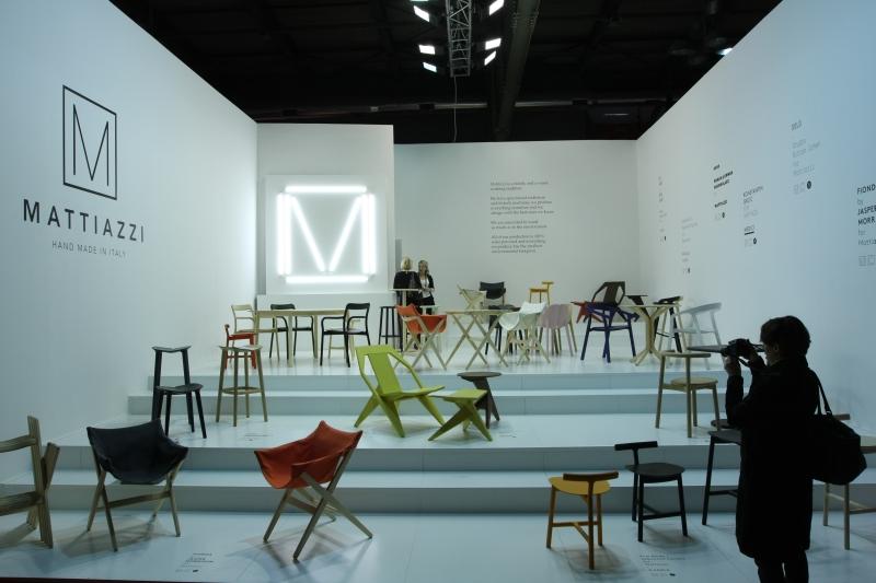 Milan Design Week 2013 Mattiazzi