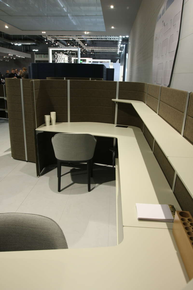 Milan design week 2013 workbay office by ronan and erwan for Office design 2013