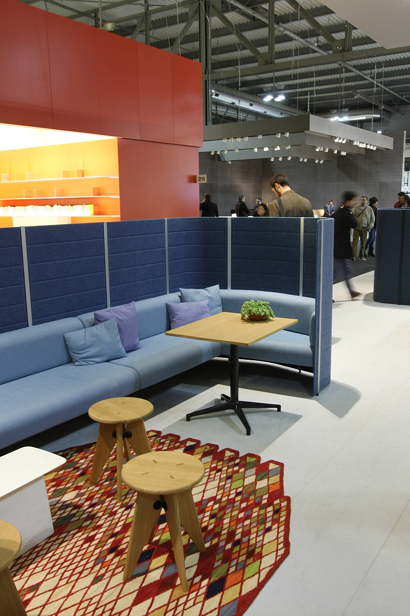 Milan Design Week 2013 Workbay Office by Ronan and Erwan Bouroullec for Vitra 20