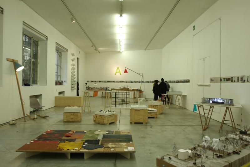 Milan Design week 2013 Galleria Viafarini Magic Moments Inside