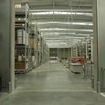 SANAA Factory Building Vitra Shop Weil am Rhein Fire door