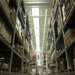 SANAA Factory Building Vitra Shop Weil am Rhein Skylight