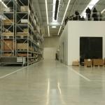 SANAA Factory Building Vitra Shop Weil am Rhein staff